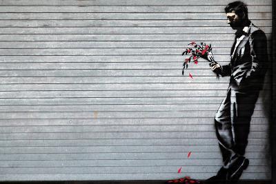 Hustler Club-Banksy-Giclee Print