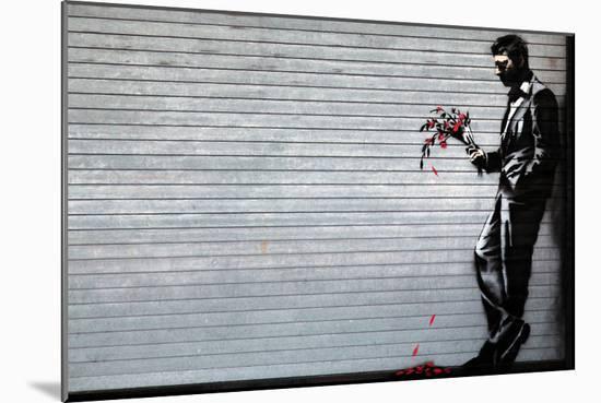 Hustler Club-Banksy-Mounted Giclee Print