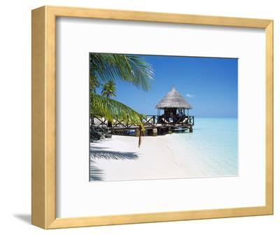 Hut on the Beach