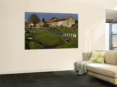 Hutton-Le-Hole, North York Moors National Park-Doug McKinlay-Wall Mural