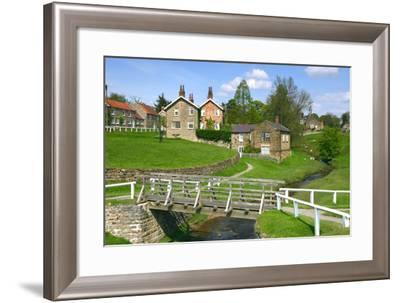 Hutton-Le-Hole, North Yorkshire-Peter Thompson-Framed Photographic Print