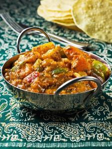Vegetable Curry (India) by Huw Jones