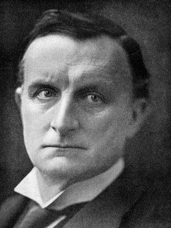 Sir Edward Grey (1862-193), British Foreign Secretary, First World War, 1914