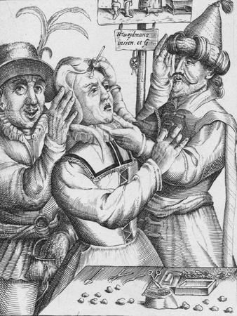 'Loopt Loopt Met Groot Verblyden,, Hier Salmen twyf van Lije Snyden', 17th century
