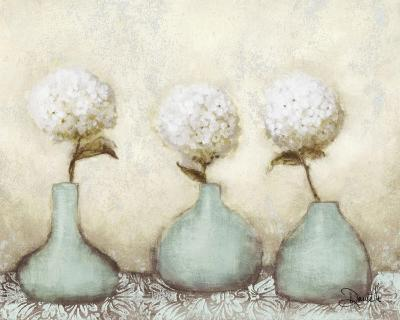 Hydrangea II-Danielle Nengerman-Art Print