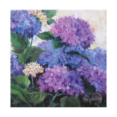 Hydrangea-Cheri Wollenberg-Premium Giclee Print