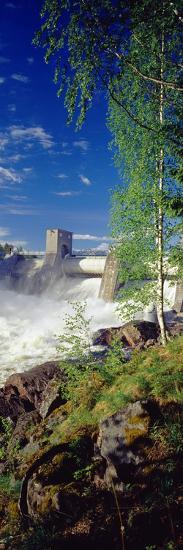 Hydroelectric Dam, Imatra, South Karelia, Finland--Photographic Print