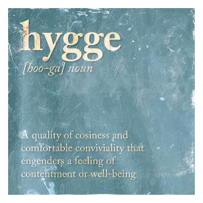 Hygge-Jace Grey-Art Print