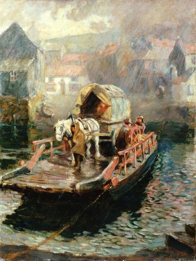 Hylton Ferry, 1910-Ralph Hedley-Giclee Print