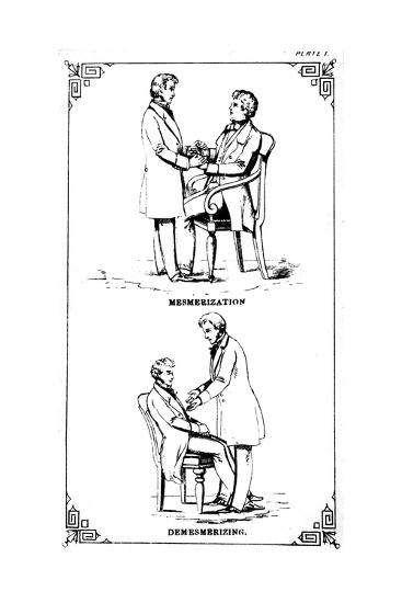 Hypnosis, 1889--Giclee Print