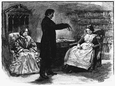 Hypnotism, 1891--Giclee Print