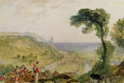 Hythe, Kent-J^ M^ W^ Turner-Giclee Print