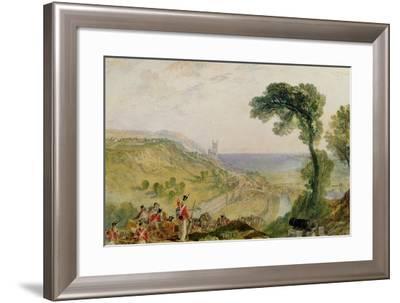 Hythe, Kent-J^ M^ W^ Turner-Framed Giclee Print