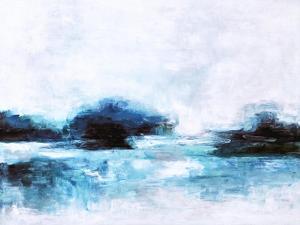 A Lake by Hyunah Kim