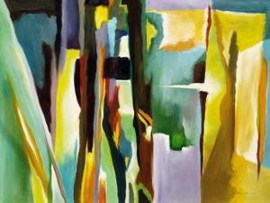 Abstract Variation by Hyunah Kim
