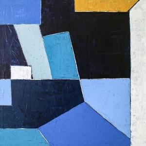 Geometry I by Hyunah Kim