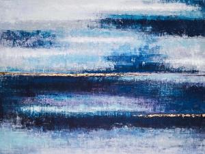 Mystic blue II by Hyunah Kim