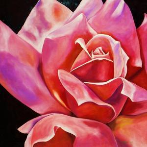 Pink Rose by Hyunah Kim