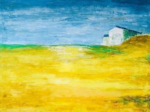 Yellow Field by Hyunah Kim