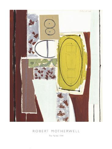Giclee Print: The Painter by Robert Motherwell : 24x18in