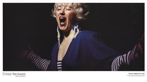 Art Print: Untitled #119 by Cindy Sherman : 14x24in