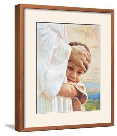 I Am a Child of God-Mark Missman-Framed Photographic Print