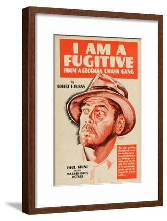 I Am a Fugitive From a Chain Gang, 1932, Directed by Mervyn Leroy