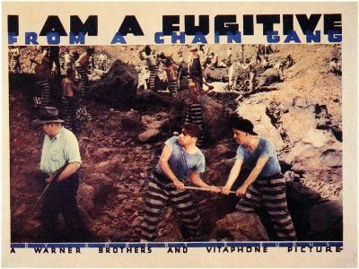 I Am a Fugitive From a Chain Gang, 1932--Art Print