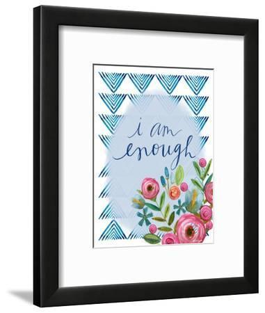 I Am Enough-Katie Doucette-Framed Art Print