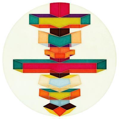 I Am Here-Anai Greog-Art Print