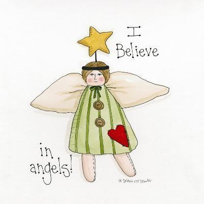 I Believe-Debbie McMaster-Giclee Print