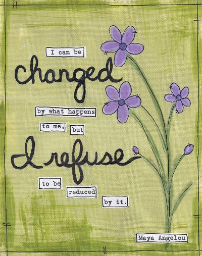 I Can Be Changed-Monica Martin-Art Print