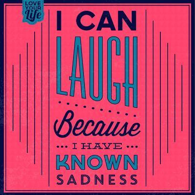 I Can Laugh 1-Lorand Okos-Art Print
