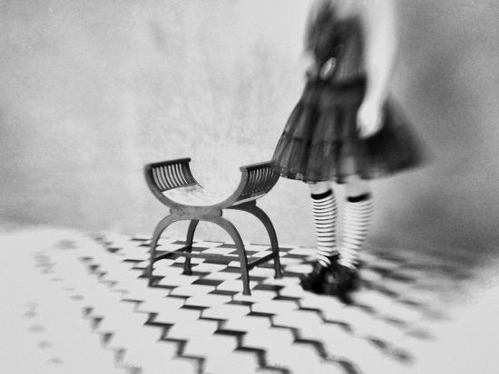 I Can't Go Back to Yesterday Because I Was a Different Person Then-Mel Brackstone-Photographic Print