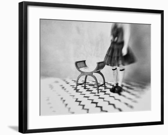 I Can't Go Back to Yesterday Because I Was a Different Person Then-Mel Brackstone-Framed Photographic Print