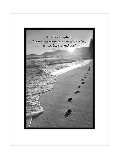 I Carried You-Dennis Frates-Art Print