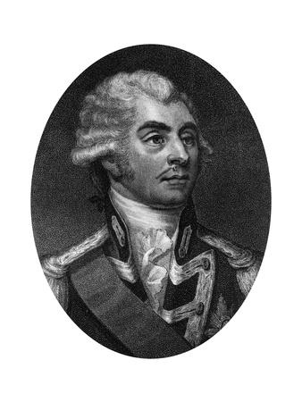 George Keith Elphinstone (1746-182), 1st Viscount Keith, British Admiral, 1837