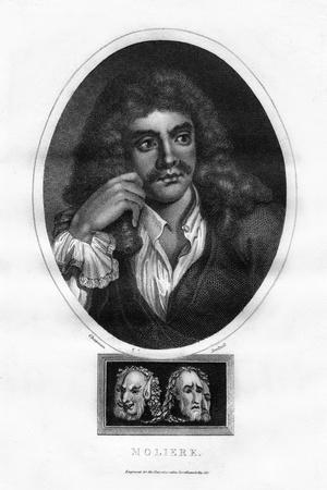 Moliere, French Theatre Writer, Director and Actor