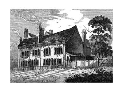 Shelley, Marlow Cottage