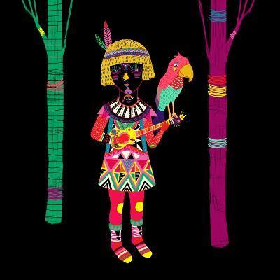 I Don't Have Any Title-Diela Maharanie-Art Print