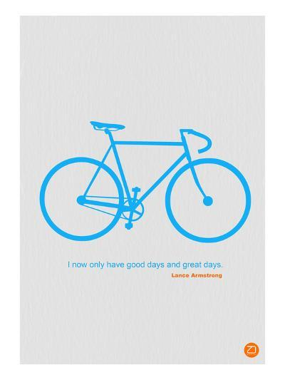 I Have Only Good Days And Great Days-NaxArt-Art Print