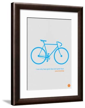 I Have Only Good Days And Great Days-NaxArt-Framed Art Print