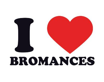 I Heart Bromances--Giclee Print