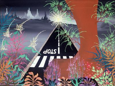 I Hope the Jungle Never Dies-Herbert Hofer-Giclee Print