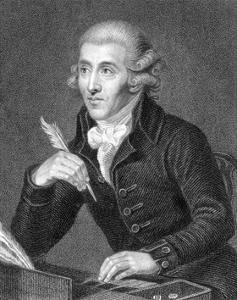 Joseph Haydn, Guttenbrunn by I Jenkins