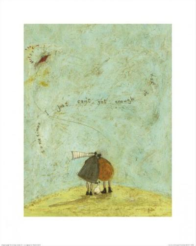I Just Can't Get Enough of You-Sam Toft-Art Print
