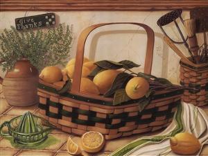 Lemon Thyme by I. Lane