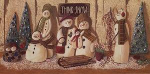 Think Snow by I^ Lane