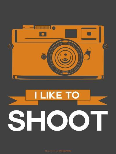 I Like to Shoot 1-NaxArt-Art Print