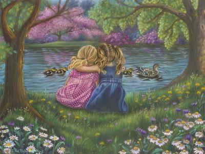 I'll Be There-Tricia Reilly-Matthews-Giclee Print